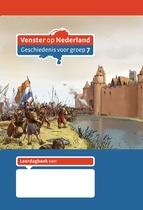 Leerdagboek groep 7 (5 stuks) Venster op Nederland
