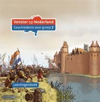 Leerlingboek groep 7 Venster op Nederland