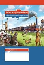 Leerdagboek groep 8 (5 stuks) Venster op Nederland