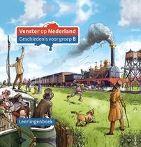 Leerlingboek groep 8 Venster op Nederland