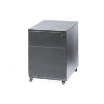 Mexl ladeblokken 3 laden 53 cm diep (Zilver)