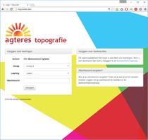 Topoweb gebruikerslicentie 2 jaar