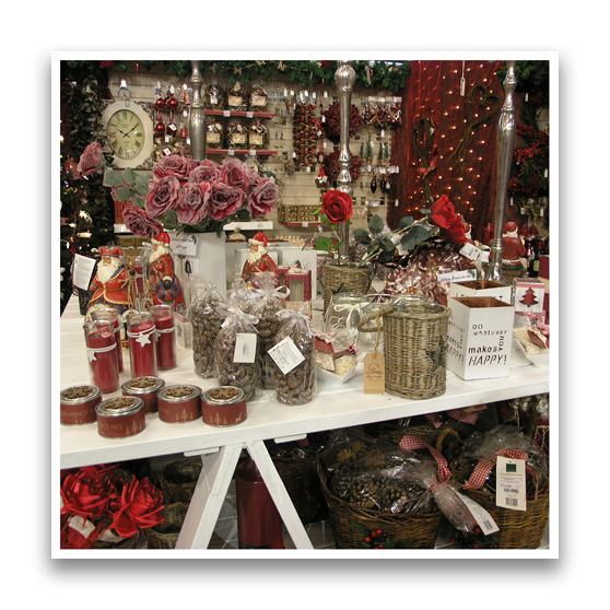 Christmas Decorations And Gifts Essex Meadow Croft Garden Centr Meadow Croft