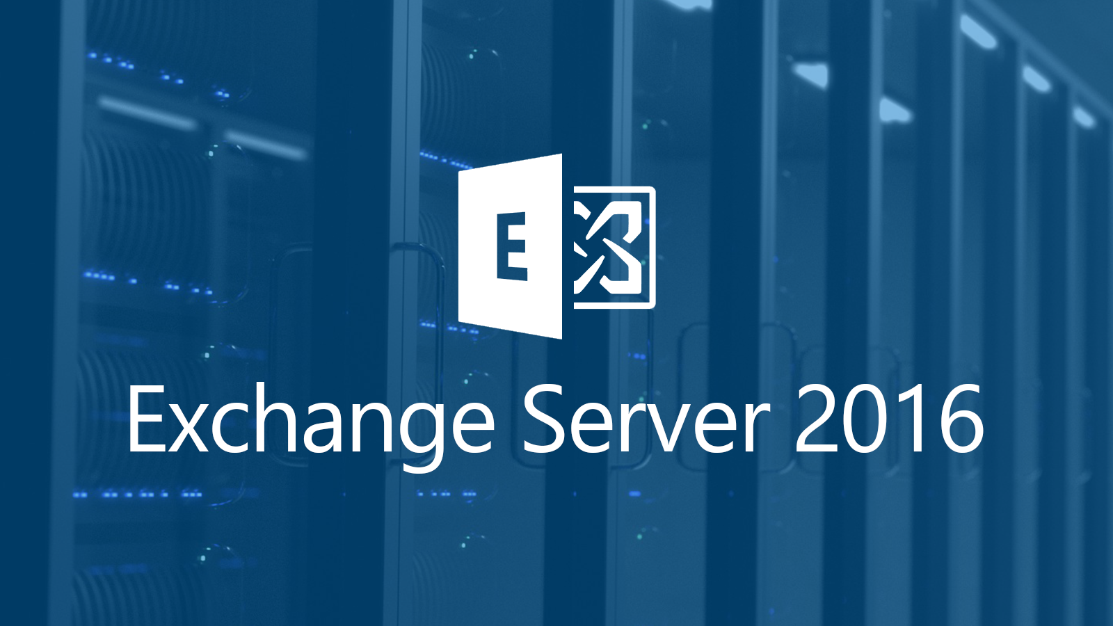 Ahead4 Exchange Server 2016 Upgrade