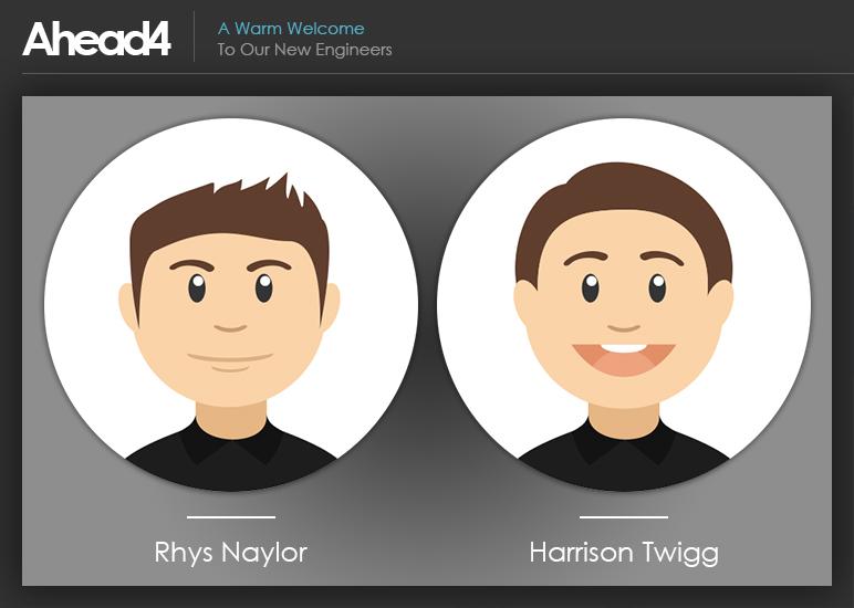 Rhys Naylor & Harrison Twigg