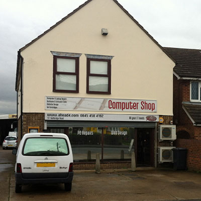 Ahead4 South Woodham Ferrers Computer Repair Shop Essex
