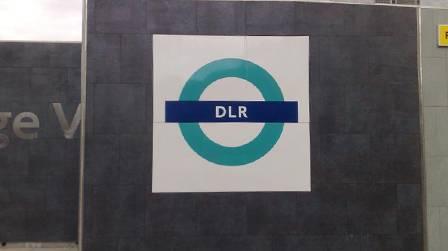 KGV DLR Station