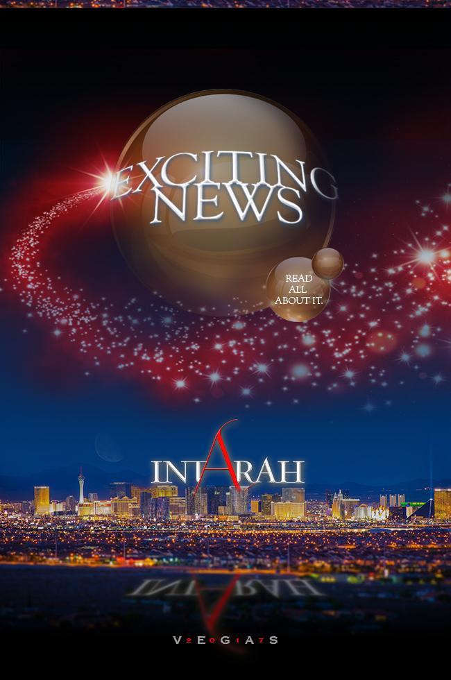 IntArah Dream ... Exciting News
