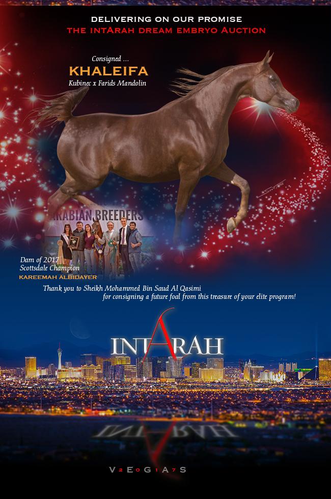 IntArah Dream ... Khaleifa