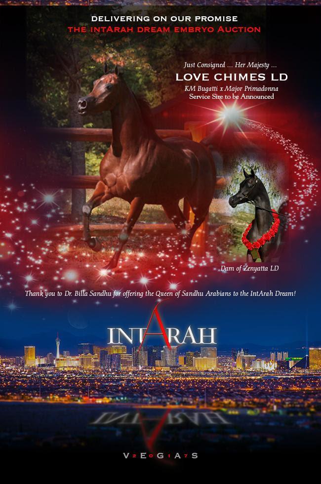 IntArah Dream ... Love Chimes LD
