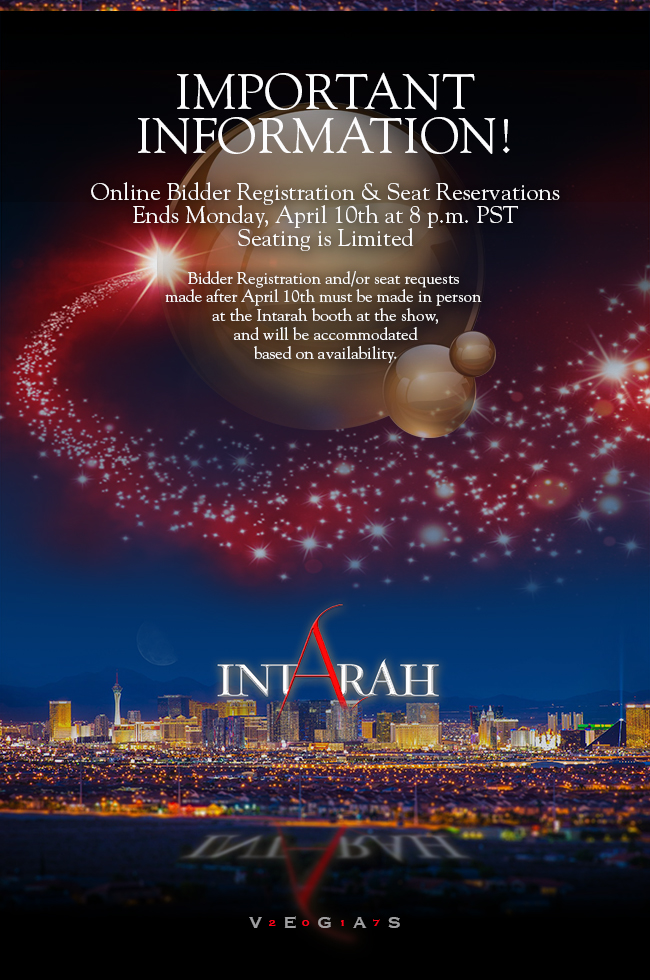 IntArah Dream ... Important News