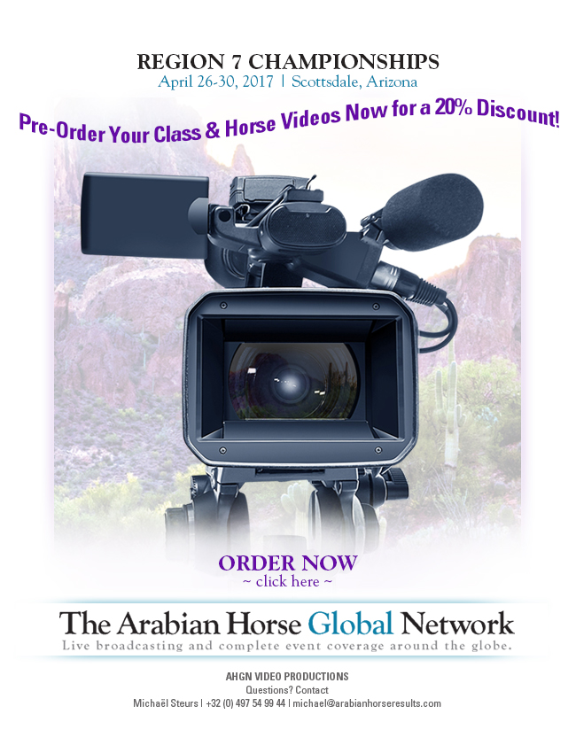 Pre Order Your Class & Horse Videos Now