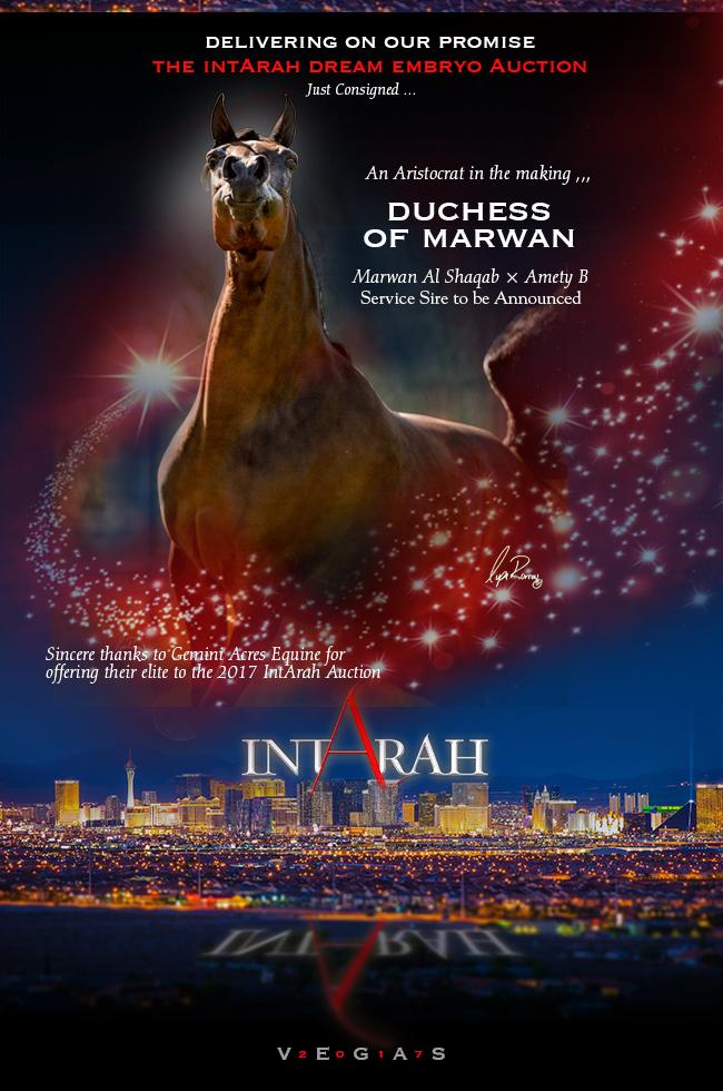 intArah Dream ... Dutchess Of Marwan