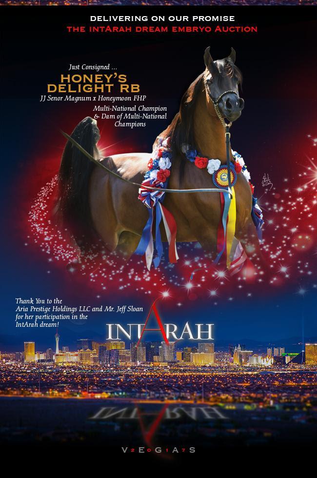 IntArah Dream ... Honeys Delight RB