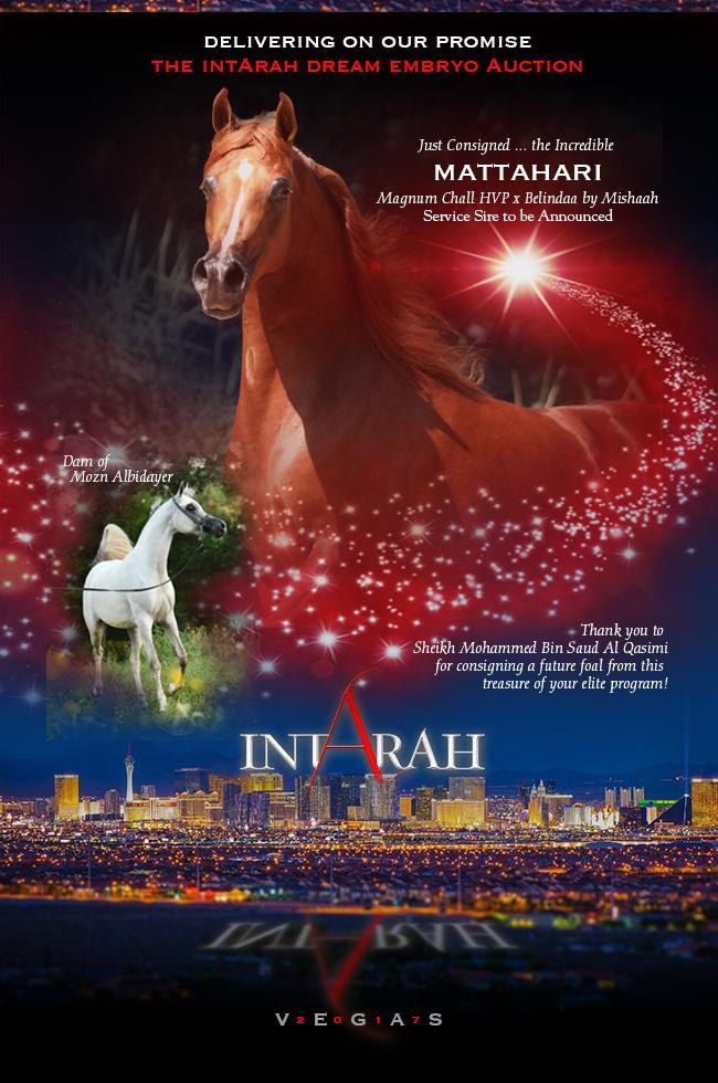 IntArah Dream ... Mattahari