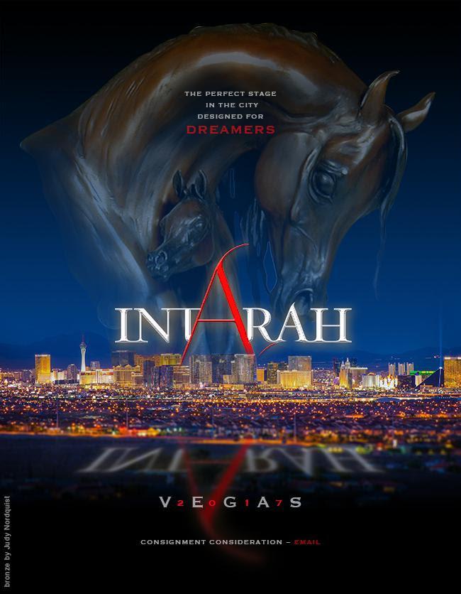 IntArah Returns To Vegas