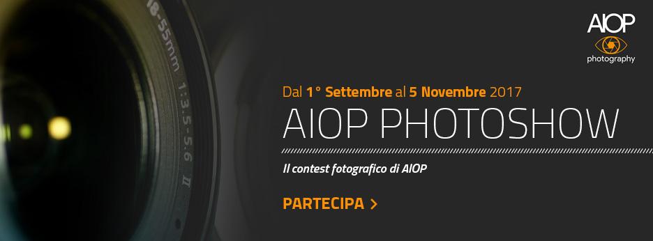 Aiop Photoshow 2017