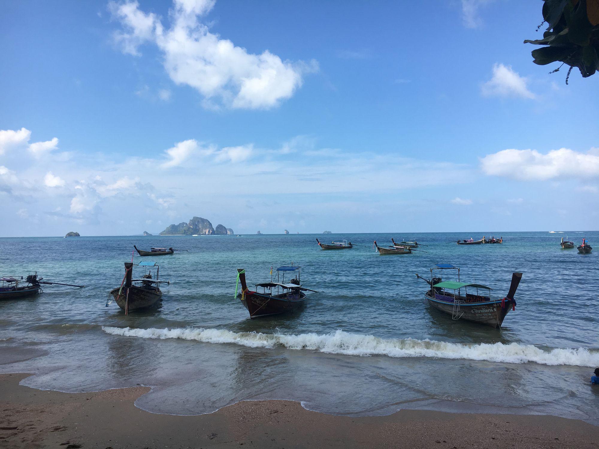 AirCampus en voyage : Krabi en 3 jours