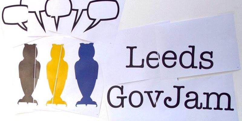 Leeds GovJam Logo