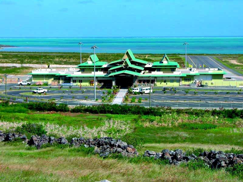 Resultado de imagen para rodrigues island airport