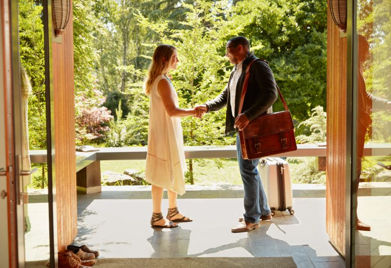 "<p>Well…not quite, but they have made it essential that guests are able to arrive via self check-in in order for a listing to be classed as ""Business Travel Ready"".</p>"