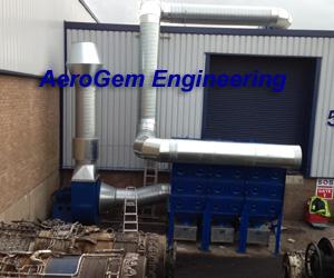 Aerogem Dust and Fume Solution
