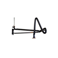 Flexible Exhaust arm - 7 -10 m, 3 Joints