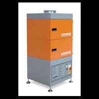 KEMPER Filter-Cell with aluminium pre-filter