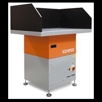 KEMPER Filter-Table · 1.400 m³/h · 1,5 kW · 3 x 400 V