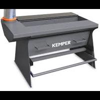Hand Cutting Table dimensions: w=1,000 mm d=650mm h=800mm,aspiration port Ø160m
