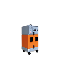 High vacuum extraction and filter unit, 5,5 kW, 3 x 400 V / 50 Hz