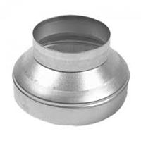 Reducer | Galvanised steel