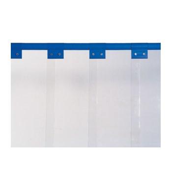 Protection strip, transparent, 300 x 2 mm, overlap: 33 % = 50 mm, 3.00 kg/m²
