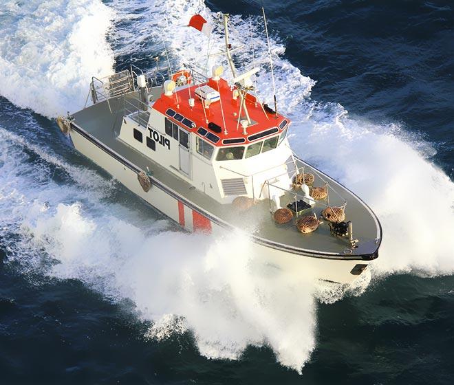 Image gamme marine