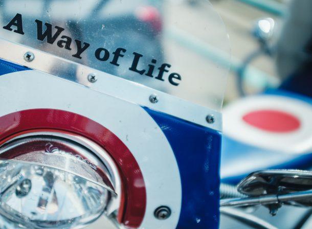 mod scooter way of life target