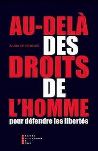 Au-delà des droits de l'homme