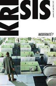 Krisis 44 : Modernité ?