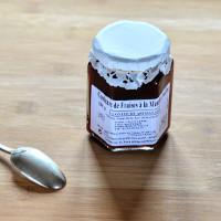 Confiture de fraise à la menthe fraîche