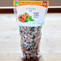 Pâtes Gigli Tomates Basilic Bio