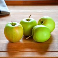 Pomme Golden rosée