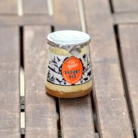 Yaourt pomme-caramel Bio