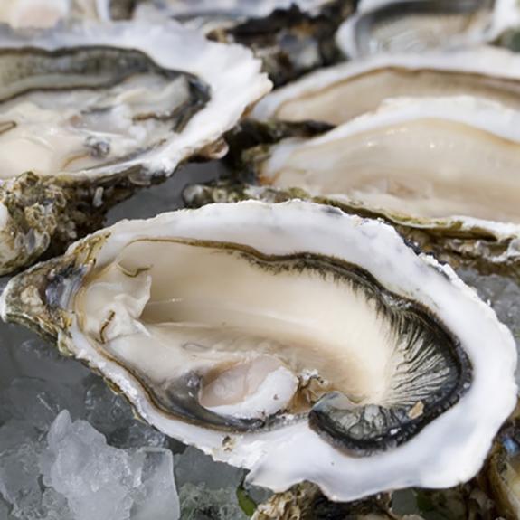 Huîtres spéciales de Claire de Veules-les-roses n°2