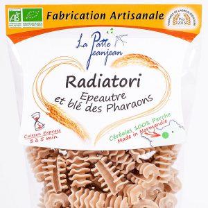 Pâtes Radiatori Bio