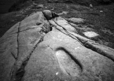 Ties to the Land II:  Dunadd, Argyll, Scotland