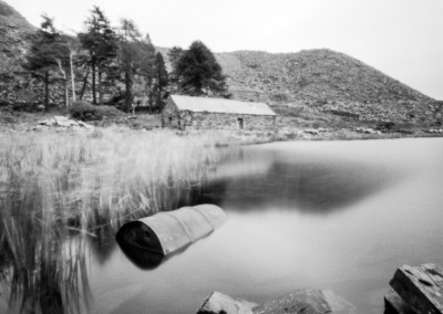Ties to the Land XIII : Oil Barrel and Cwmorthin Quarry