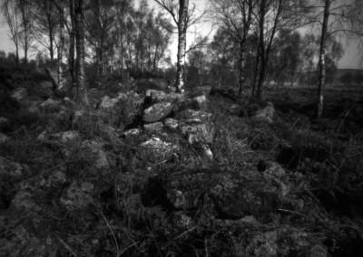Gardoms Enclosure, Peak District