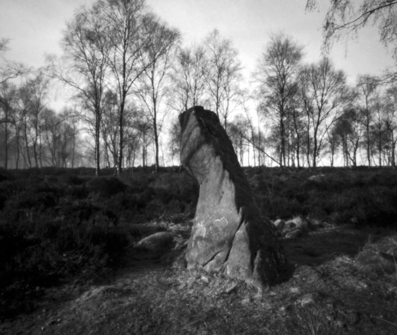 Stonework Pinhole Photography Project