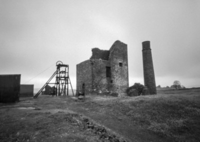Ties to the Land XXV : Magpie Mine, Derbyshire Peak District