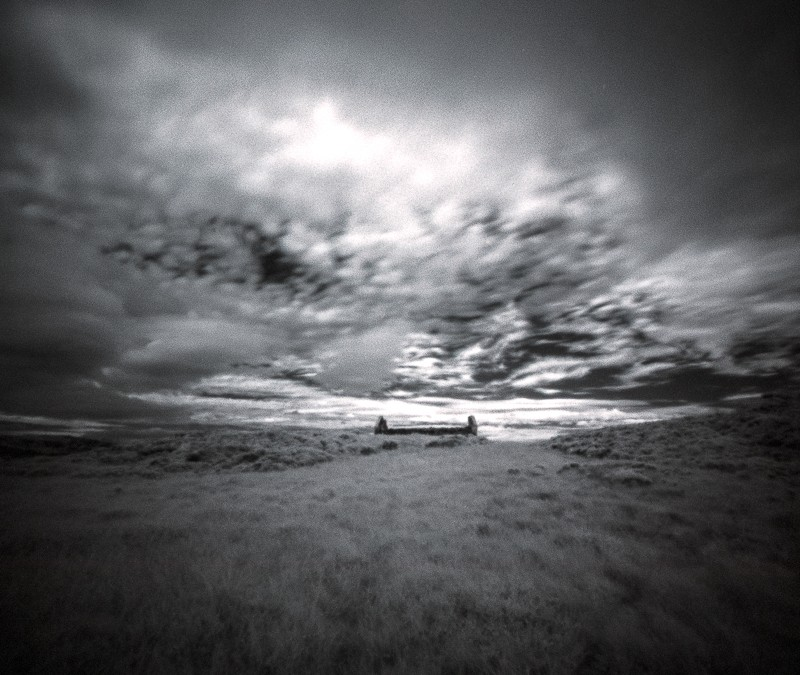 Recent pinhole photography – the continuing case of trial and error