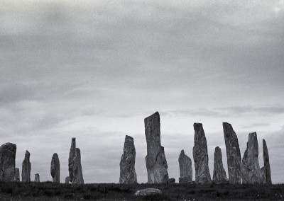Callanish I Stone Circle, Isle of Lewis, Outer Hebrides